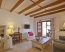 Finca Son Jorbo - Rosa sitting room